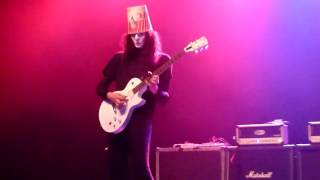Buckethead - Jordan - live at The National in Richmond, Va on 5/12/2016
