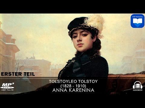 Anna Karenina YouTube Hörbuch auf Deutsch