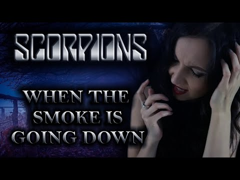 ANAHATA – When the Smoke Is Going Down [SCORPIONS Cover]