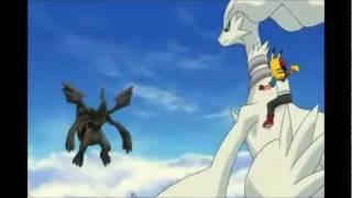 Pokemon The Movie White Victini and Zekrom