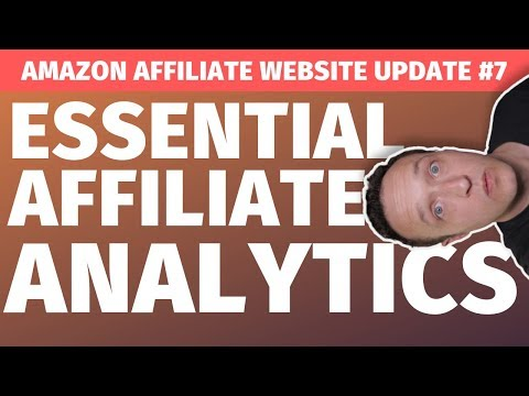 Essential AFFILIATE ANALYTICS Reports - More Sales! - Affiliate Marketing Website Update #7 thumbnail