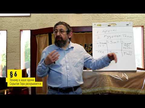 Е-Ун, Курс 8, ч. 1. Место каббалы в иудаизме