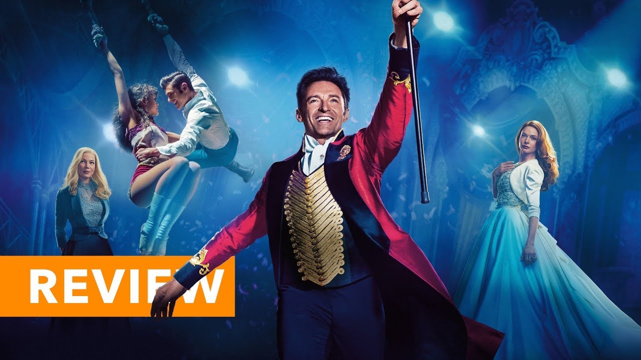 The Greatest Showman Kinostart