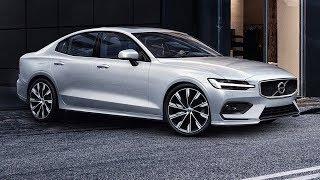 2019 Volvo S60 Sedan - Test Drive And Interior Exterior