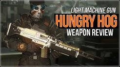 The Division | Hungry Hog (Weapon Review)