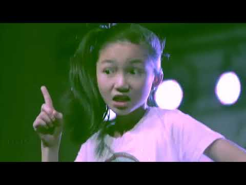 10YEAROLD Crystal Lee sings