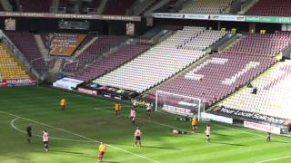 Bradford City v Sunderland:  (Friendly) Highlights
