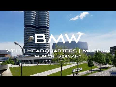BMW Welt - Museum -  Headquarters | Munich, Germany