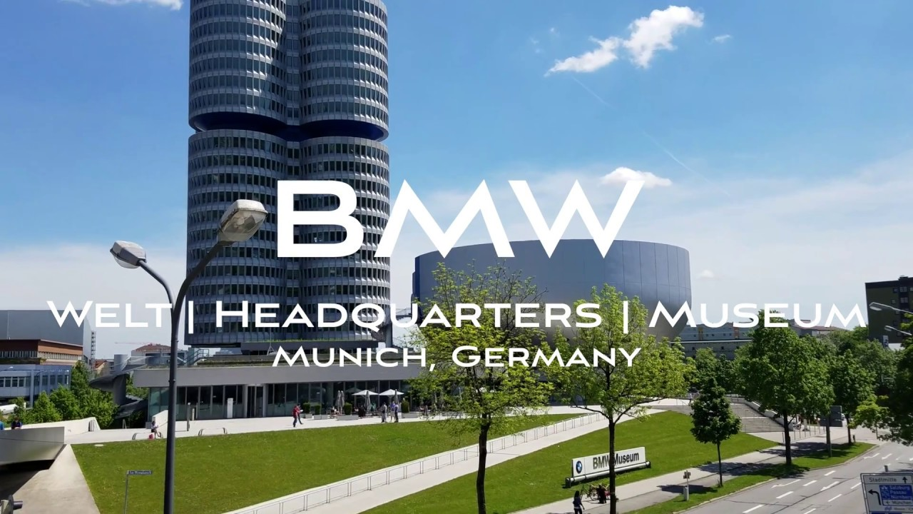 bmw welt museum headquarters munich germany youtube. Black Bedroom Furniture Sets. Home Design Ideas