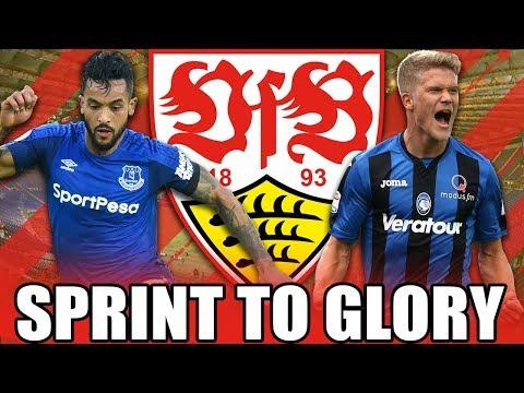 NUR MIT JUGENDSPIELERN ZUM CL SIEG !!  😱🏆 | FIFA 18: VFB STUTTGART SPRINT TO GLORY KARRIERE
