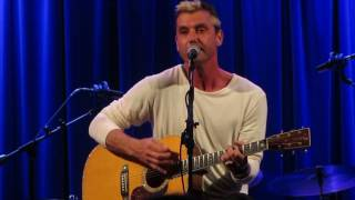 "Bush performing an acoustic version of ""Mad Love"" at the Grammy Museum 2-22-17."