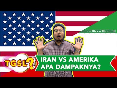 Konflik Iran VS Amerika Serikat, Apa Dampaknya Bagi Indonesia?