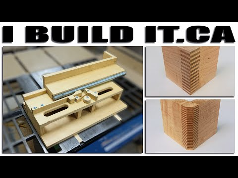 How To Make The Ultimate Box Joint Jig