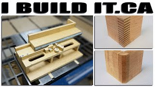 Building The Ultimate Box Joint Jig
