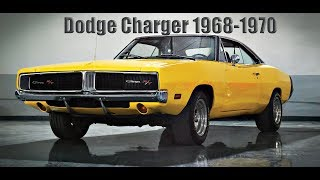 Dodge Charger 1968-1970