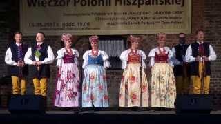 Wieczór Polonii hiszpańskiej w Pułtusku