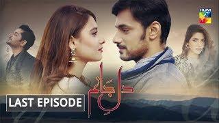 Dil e Jaanam Last Episode HUM TV Drama
