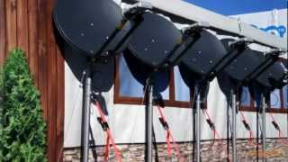 EXEDE - New 12Mbps Satellite Internet! (Steady Video)