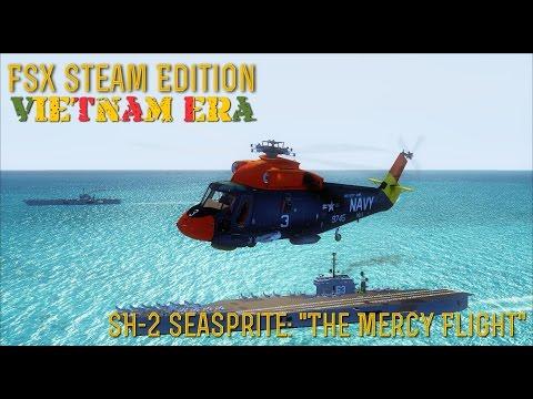 Fsx Se] Vietnam Era: Sh-2 Seasprite
