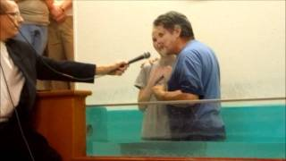 Christian Assembly Water Baptism 2/19/2012