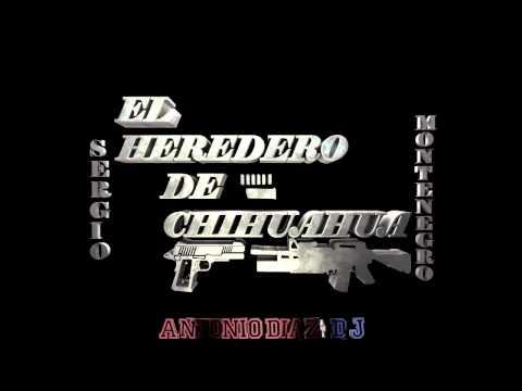 EL HEREDERO DE CHIHUAHUA MIX VOL. 1, ANTONIO DIAZ DJ, OAXACA. MEXICO