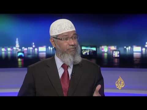 Interview with Dr. Zakir Naik | Al-Jazeera Arabic
