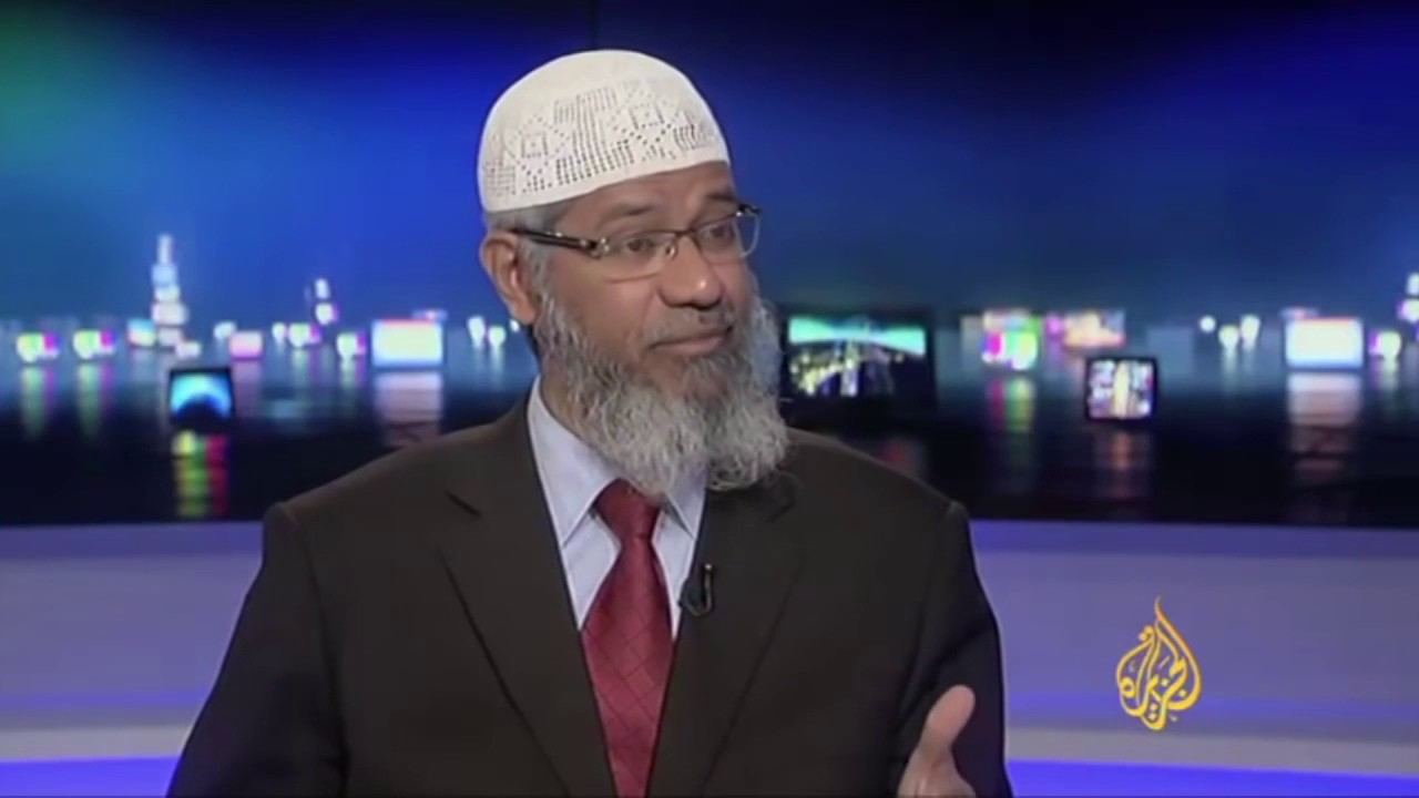 Interview With Dr Zakir Naik Al Jazeera Arabic YouTube