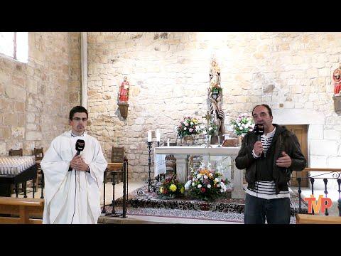 Entrevista a Isaac Hernando en Revenga, sacerdote de Regumiel de la Sierra y Canicosa de la Sierra
