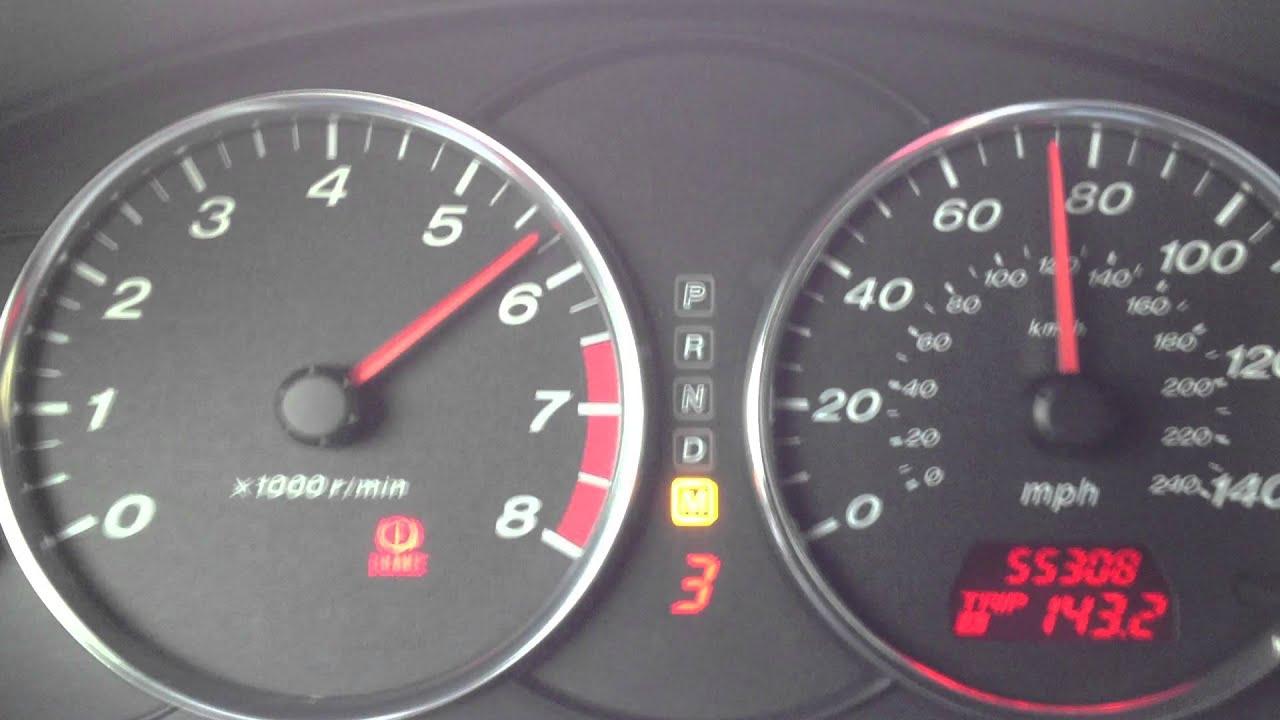 2005 Mazda 6 V6 0 60