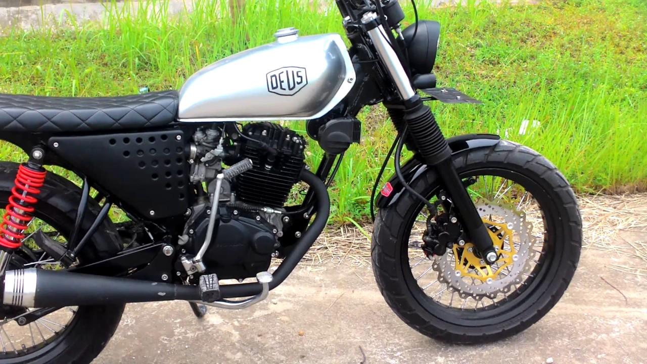 Modif Megapro Jadi Jap Style Modifikasi Motor Japstyle Terbaru