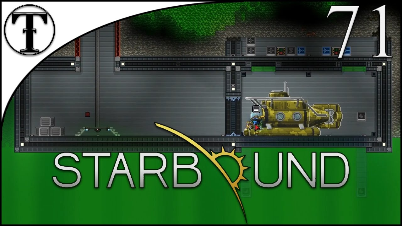 Underacid Research Facility : Loading Dock :: Starbound