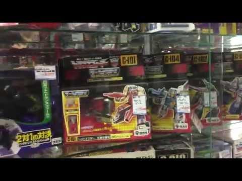 Transformers Shopping in Japan: Mandarake Grand Chaos Osaka