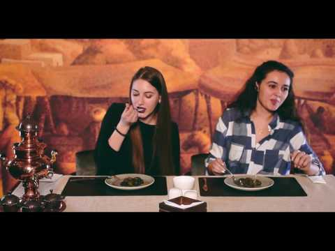 Ukrainians try Azerbaijani food for the FIRST TIME