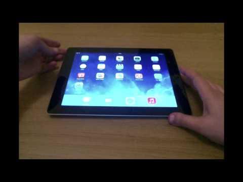 Apple iPad 3rd Generation 16GB, Wi-Fi, 9.7in - Black