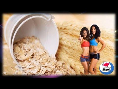 Dieta de la avena para adelgazar – Recetas para bajar de peso – Avena propiedades