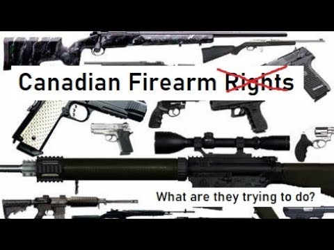 Canadian Firearm Rights