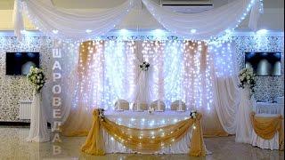 Свадьба.Ресторан
