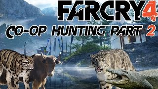 FAR CRY HUNTING - #2 - Hunting the Animals in Far Cry to prepare for Far Cry Primal