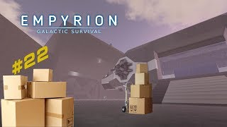 MOVING IN   Empyrion Galactic Survival   Alpha 8 Main Release   #22