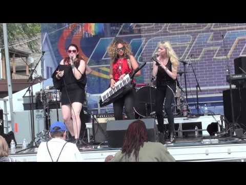 GIRLBAND (Chicago's premier all-female cover band) @ 2013 Northalsted Market Days