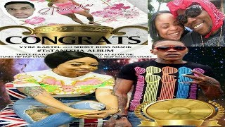 Gambar cover Vybz Kartel Golden Accreditation To Tanesha Certified Album