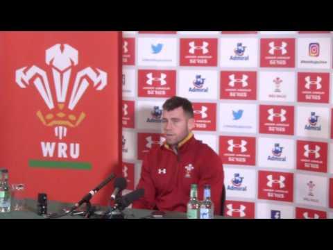 Gareth Davies Wales Conference Highlights