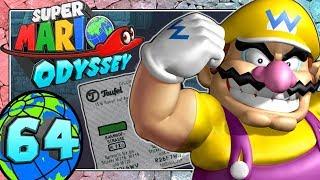 SUPER MARIO ODYSSEY Part 64: Das Wüsten-Koopa-Rennen und der Mc Donalds Monopoly-Sticker