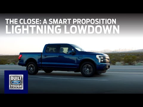 F-150 Lightning Lowdown: The Close: A Smart Proposition | Ford