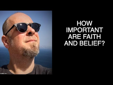 Law of Attraction Ex Back: How Important are Faith and Belief? - YouTube