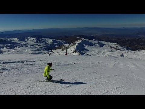 MUNTANYES DE NEU: Estació d'esquí de Sierra Nevada