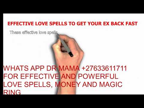 Powerful Love Spells That Work Witchcraft Spells Voodoo Spells +27633611711  in UK, Canada, USA