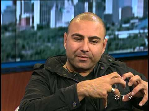 Joe Avati - CTV Edmonton (Sept. 12, 2012)
