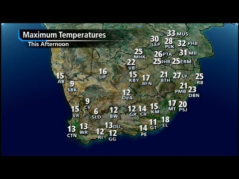 Weather report, 16 August 2017
