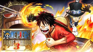 One Piece: Pirate Warriors 3 – The Movie / All Cutscenes + Treasure Events 【1080p HD】